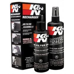 Kit de limpieza filtro K&N