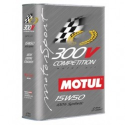 Motul 300V 15W50 Competition