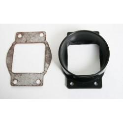 Adaptador caudalímetro toyota para filtro de admisión