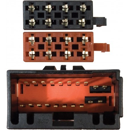 Conector radio Jaguar