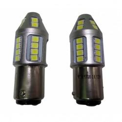 BOMBILLAS LED DE POSICIÓN DE 2 POLOS 12W