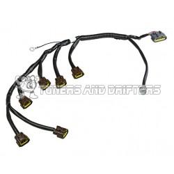 RB25DET S1 Nissan Skyline R33 GTS cableado bobinas nuevo