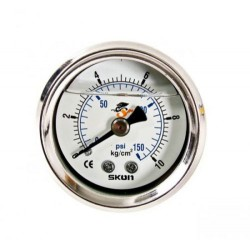 Manómetro presión combustible precisión para reguladores de combustible