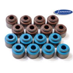 Supertech retenes de valvulas admision 5.5 mm Honda B/D/H/K