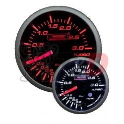 Reloj presión de turbo 3bar PROSPORT Digital
