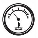 Aire / fuel banda estrecha wideband